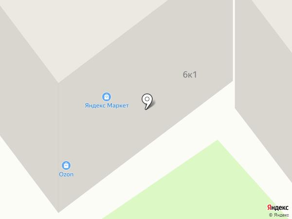 Ирбис на карте Ростова-на-Дону