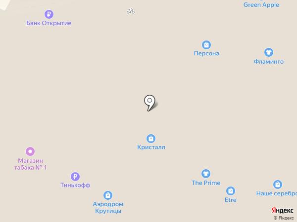 АРТИС на карте Рязани