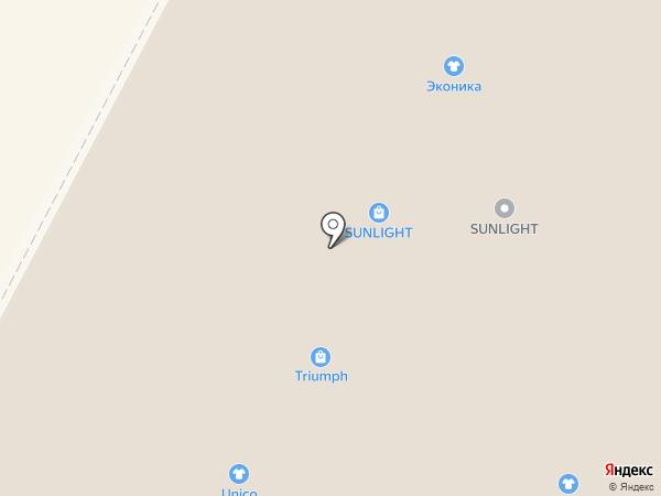 Brow bar marusya на карте Рязани