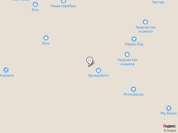 Пароходик из Шапкино на карте Рязани