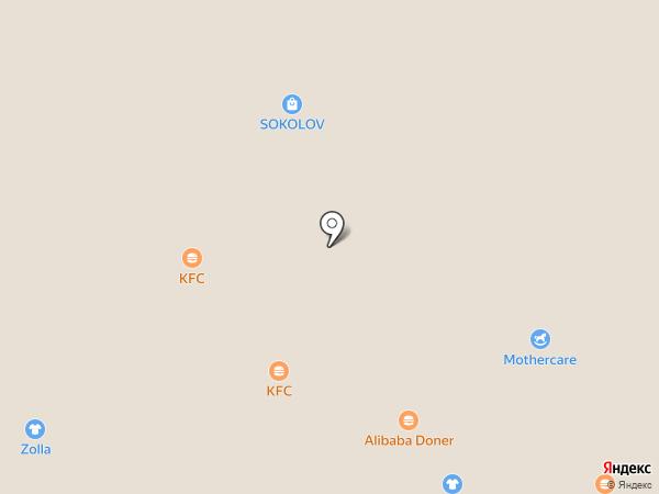Mybox на карте Рязани