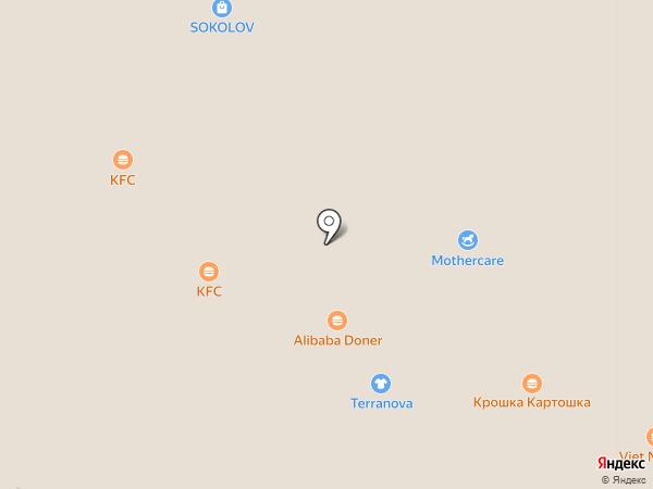 Burger King на карте Рязани