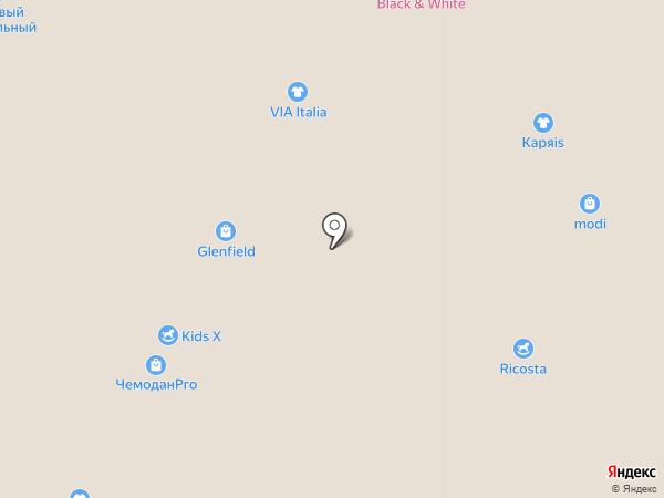 Бастион на карте Рязани