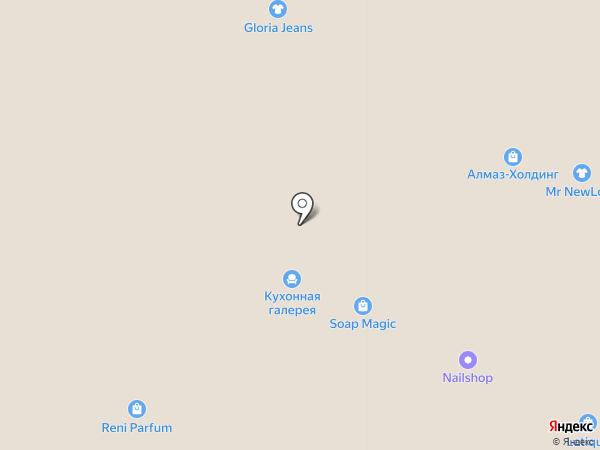 Вербена-Рязань на карте Рязани