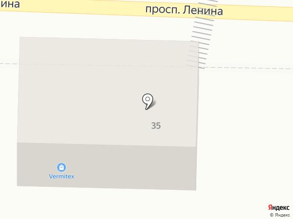 Анка на карте Ростова-на-Дону
