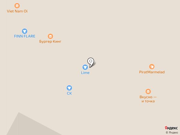 Basic на карте Рязани