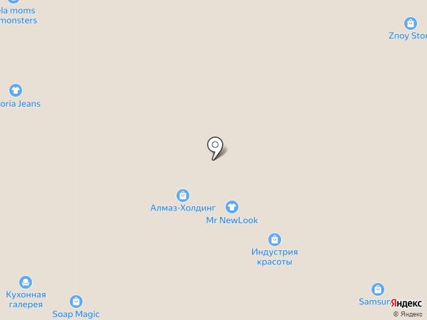 Samsung на карте Рязани