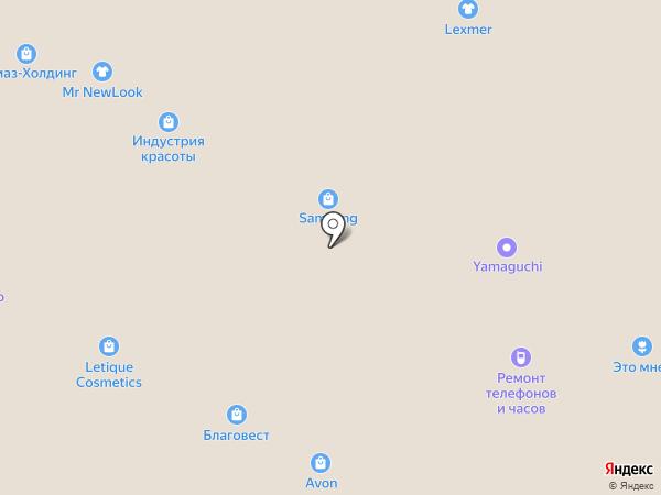 Бибика на карте Рязани
