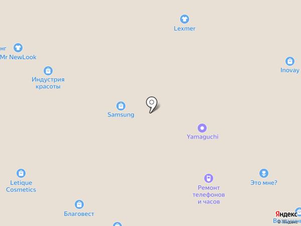 Магазин воздушных шаров и игрушек на карте Рязани