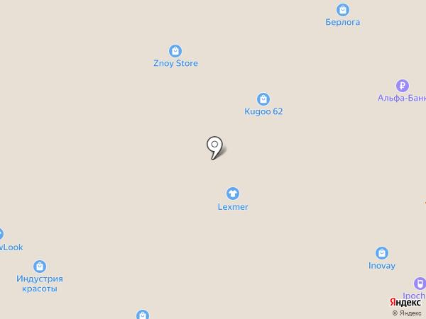 IPOCHINO на карте Рязани