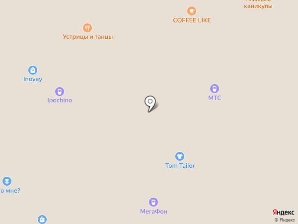 ДНС на карте Рязани