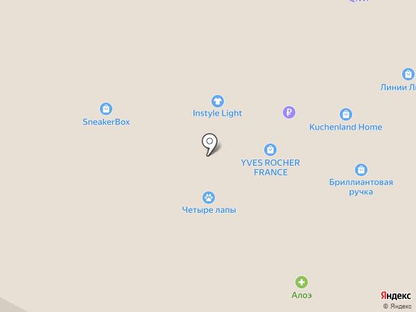 Vapor-market на карте Рязани