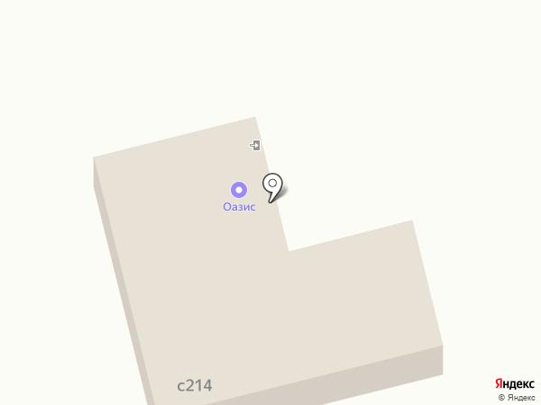 Оазис на карте Липецка