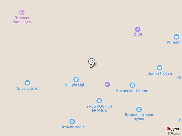 Мир чехлов на карте Рязани