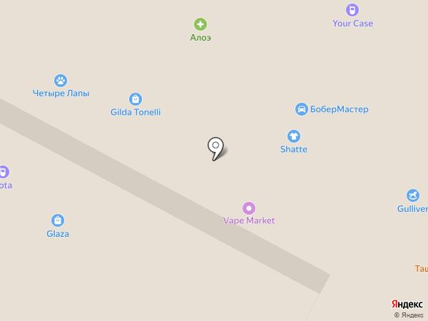 Estel на карте Рязани