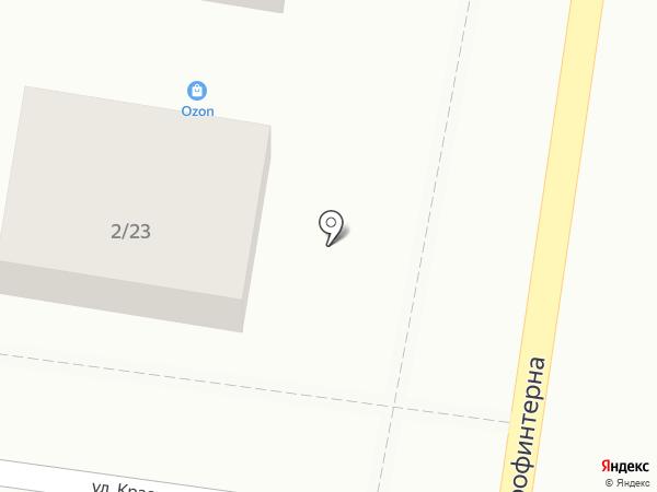 Банкомат, Юго-Западный банк Сбербанка России на карте Ростова-на-Дону