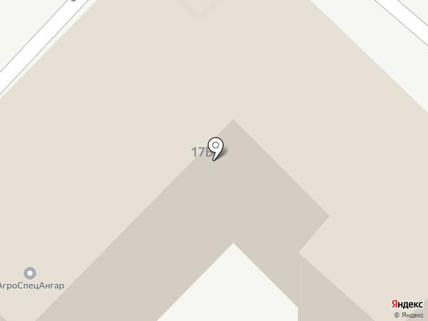 Олмакс на карте Рязани
