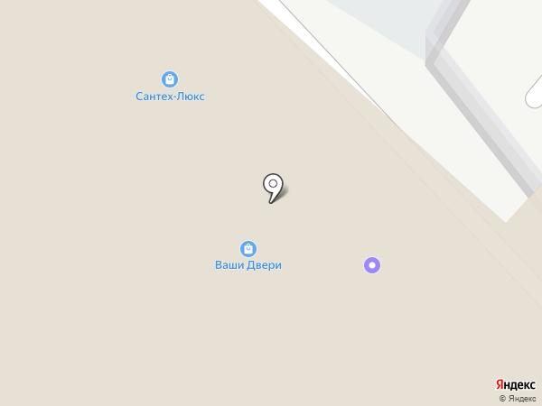 Patriot на карте Рязани