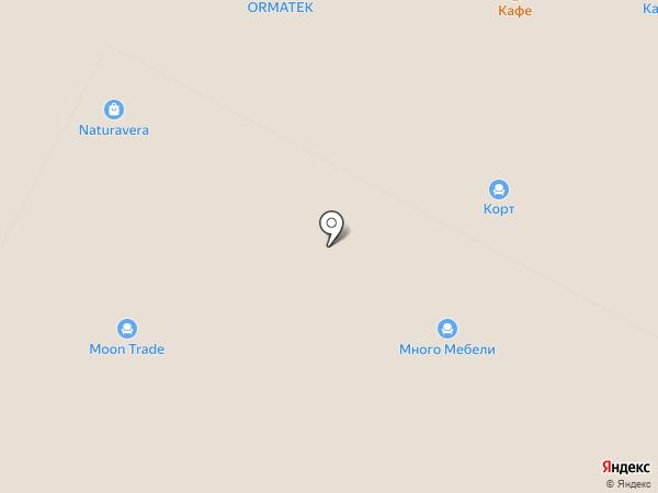 Zifa на карте Рязани