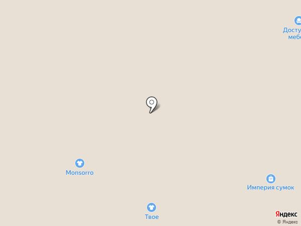 Bessini на карте Рязани