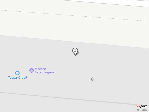 ТрейдЭлектроПром на карте Ростова-на-Дону