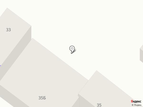 Золушка на карте Батайска