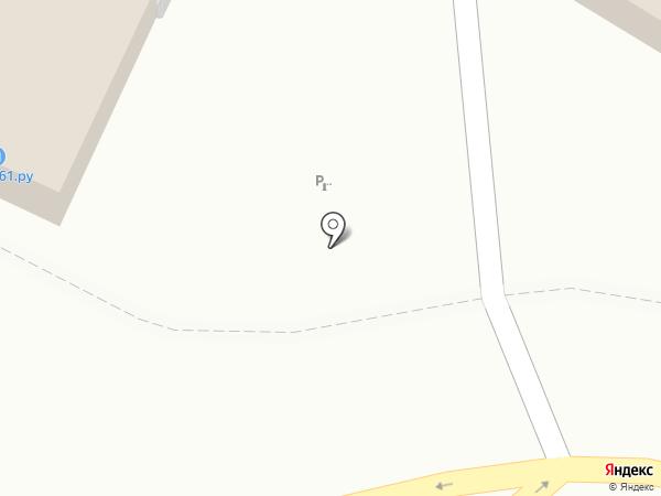 Золотой ключик на карте Ростова-на-Дону