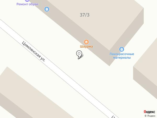 Сластена на карте Батайска