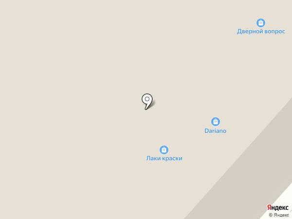 Магазин запчастей для грузовых автомобилей на карте Рязани