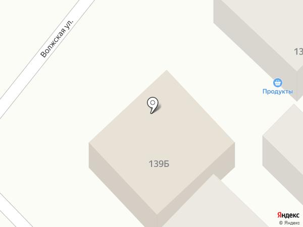 Провиантъ на карте Батайска