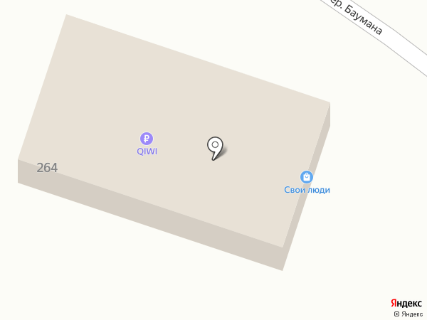 Гастрономчик на карте Липецка