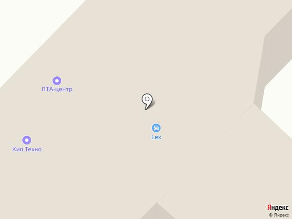 Топкар на карте Рязани