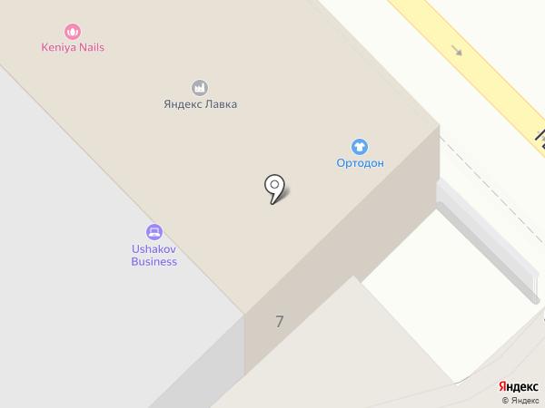 Ассоциация межрегиональная саморегулируемая организация арбитражных управляющих на карте Ростова-на-Дону