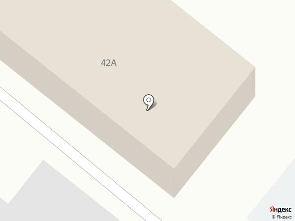 Магазин стройматериалов на карте Батайска