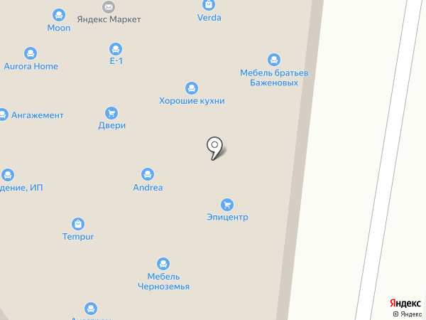 МАГ на карте Ростова-на-Дону