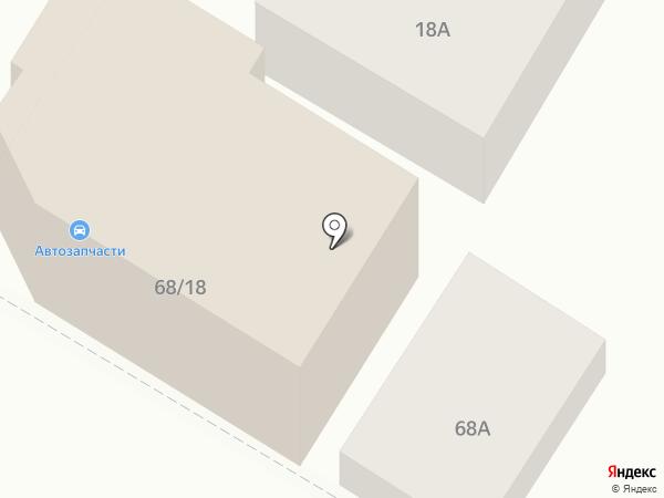 Плазма-1 на карте Ростова-на-Дону