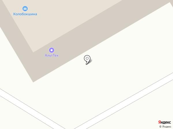 IT-Nets на карте Рязани