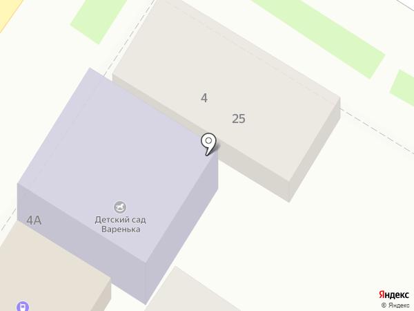 Техномания на карте Ростова-на-Дону