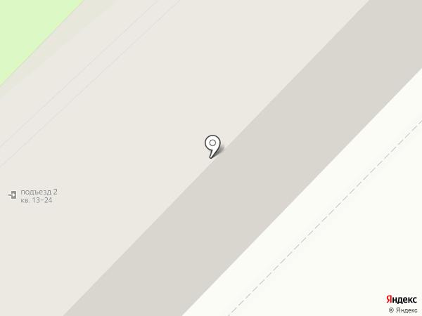 Дом Страха на карте Рязани