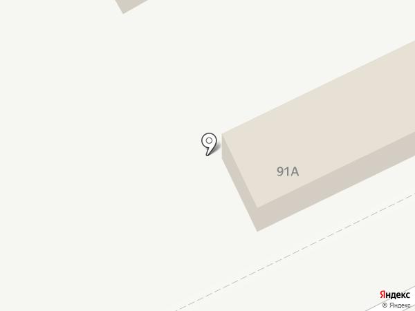 Магазин автоэмалей на карте Рязани