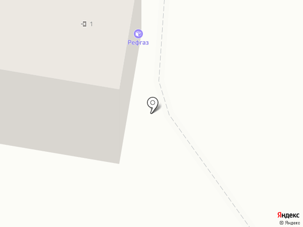 Эгида на карте Ростова-на-Дону