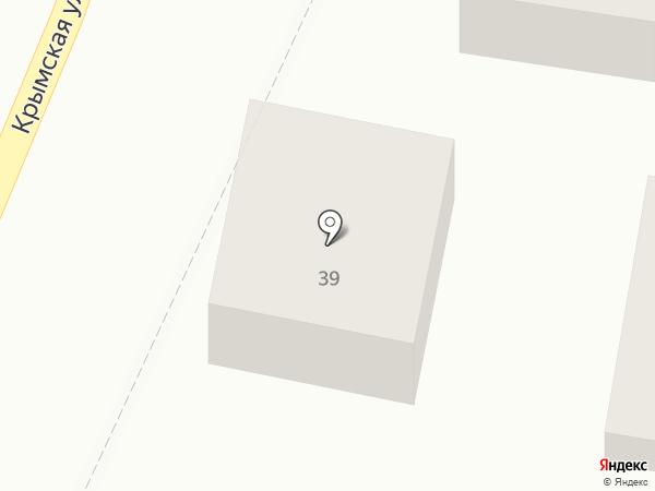 Элеганс на карте Сочи
