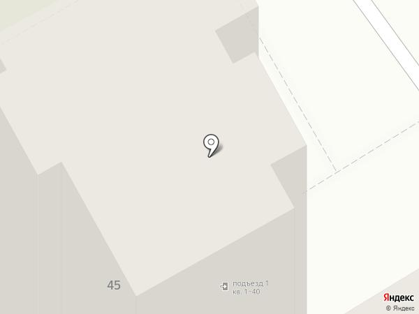 ИНКОГНИТО на карте Рязани
