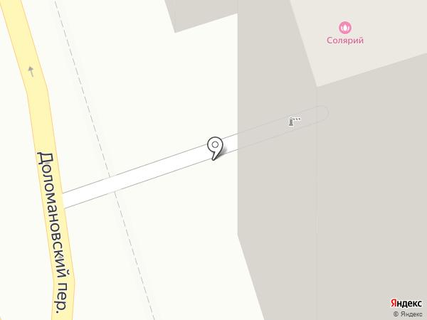 Венеция на карте Ростова-на-Дону