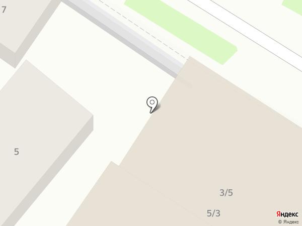 Юг-Мото на карте Ростова-на-Дону