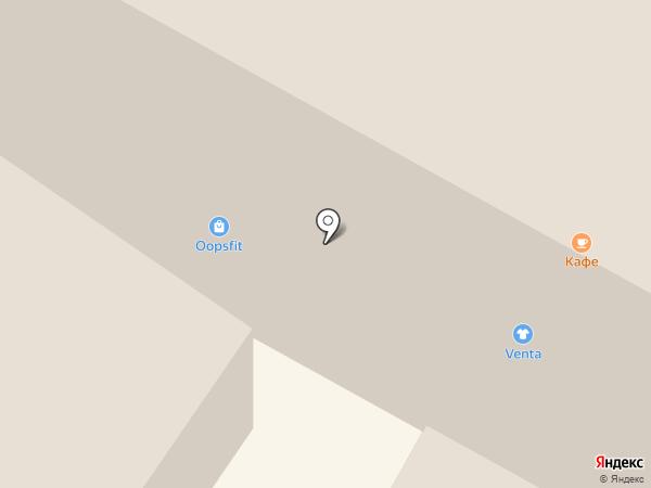 Шарм`ель на карте Рязани