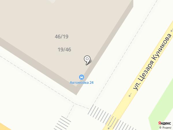 ДОНКАМИ на карте Ростова-на-Дону