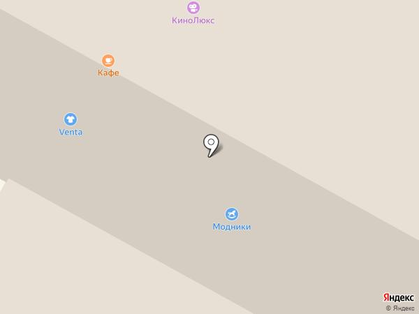 Миледи на карте Рязани