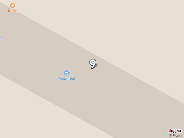 Gemini на карте Рязани
