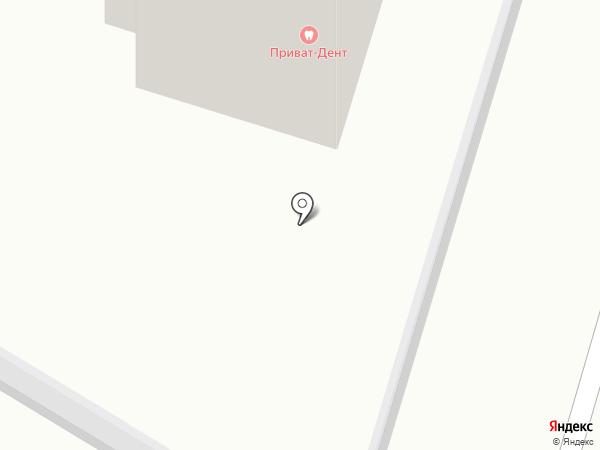 ПРИВАТ-ДЕНТ на карте Рязани